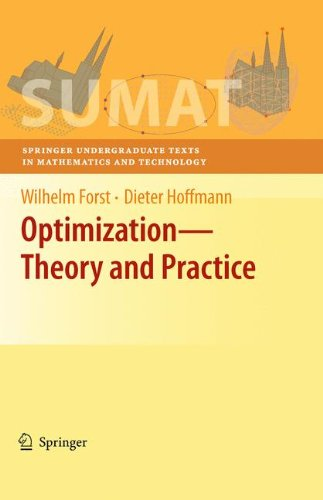 Optimization Theory and Practice