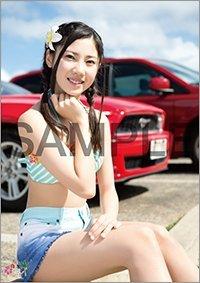 AKB48 海外旅行日記3 ~ハワイはハワイ~ 会場限定特典ポスター 北川綾巴SKE48
