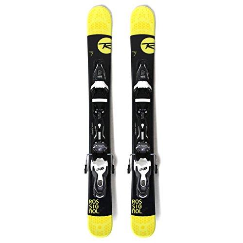 MINI7 99cm LOOKBINDING 2点セット ショートスキー ファンスキー スキーブレード rossgnol ロシニョール