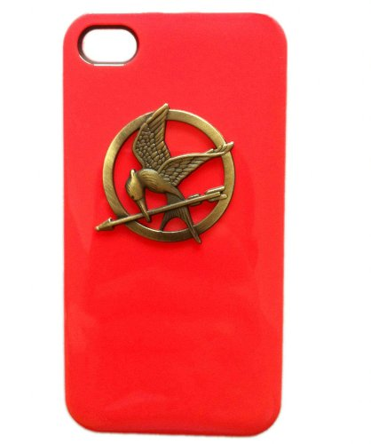 Hunger Games Punk Style Mobile Phone Case for iPhone 5