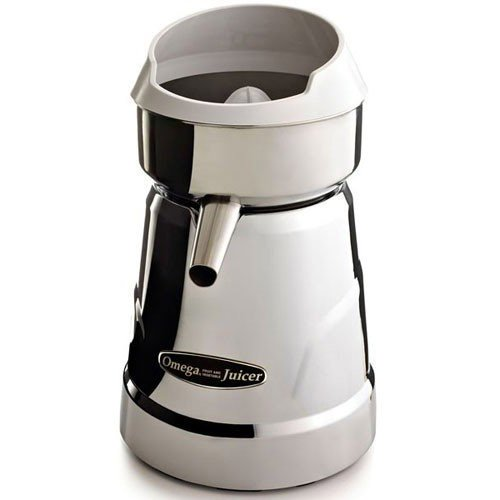 Omega C-20C Professional Citrus Juicer, Chrome
