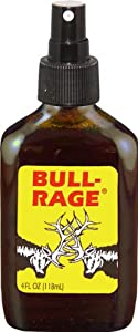 Wildlife Research Bull-Rage Attractor Scent, (4-Ounce) by Wildlife Research