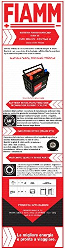 BATTERIA-AUTO-FIAMM-cod-B19JX35-DIAMOND-35Ah-300A-Polo-Positivo-a-Sinistra