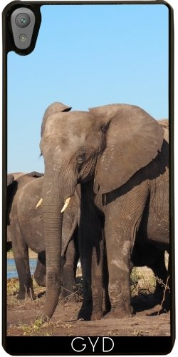 case-for-sony-xperia-e5-elephant-africa-exotic-by-wonderfuldreampicture
