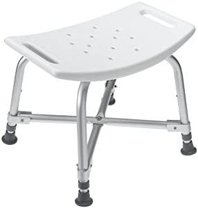 Medline Bariatric Bath Bench without Back