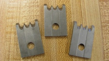 Corob Molding Knife: #12 3 Bead Edge