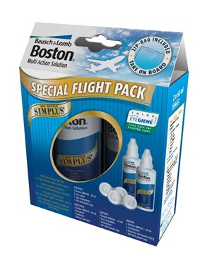 Boston Simplus Special Travel Pack (2x60ml)