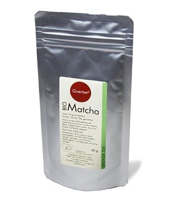 Matcha Tee - Original Japan Bio Matcha - 40 g im Alu-Zip-Beutel von tee-markt24 auf Gewürze Shop