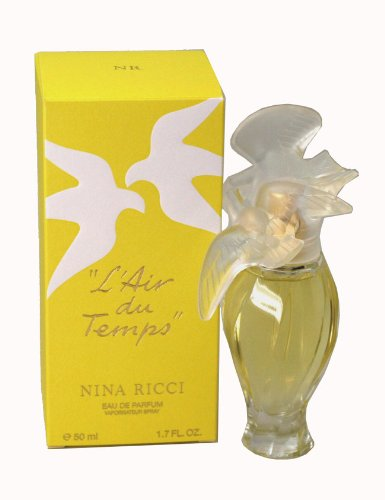 discount deals l 39 air du temps by nina ricci for women eau de parfum spray 1 7 oz this hot deals. Black Bedroom Furniture Sets. Home Design Ideas