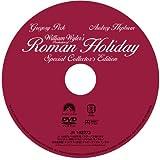 ローマの休日 製作50周年記念 デジタル・ニューマスター版 (初回生産限定版) [DVD]
