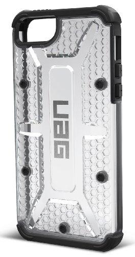 【日本正規代理店品】URBAN ARMOR GEAR iPhone 5s/5用コンポジットケース+スクリーンプロテクター MAVERICK クリア UAG-IPH5S-ICE