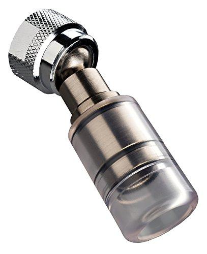 High Sierra 1.5 GPM High Efficiency Low Flow Shower Head Polished