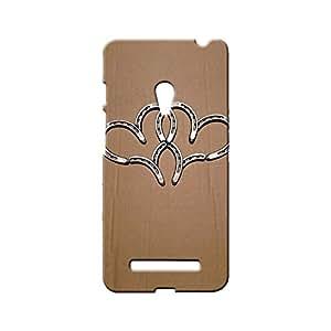 BLUEDIO Designer Printed Back case cover for Asus Zenfone 5 - G7202