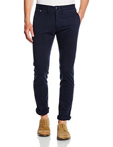 Tommy Hilfiger Denim - Slim Chino Bstt Pd, Pantaloni da uomo, Azul, 36W x 32 L