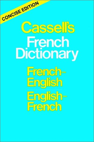 Image for Cassell's Concise French-English English-French Dictionary