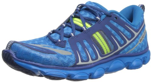 Brooks Boys B Pure Flow Low-Top 1300111D476 Brilliant Blue/Limoges/Silver/Nightlife 3 UK Child, 36 EU, 4 US, Regular