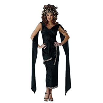 Amazon.com: Sexy Medusa Costume Greek God Mythology
