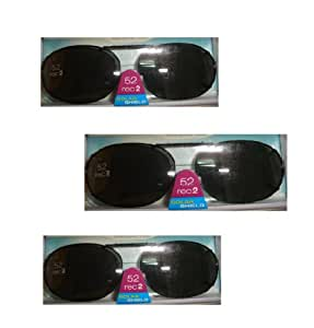 ba8b4df8f9d www.cinemas93.org 3 Pack Solar Shield 52 Rec 2 Full Frame Gray Polarized