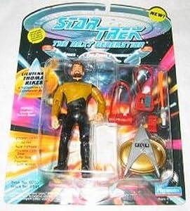 Amazon.com: 1 X Star Trek Lieutenant Thomas Riker the Next Generation