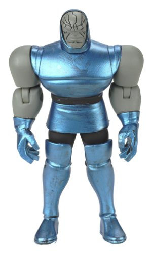 Buy Low Price Mattel Justice League Deluxe Action Figure Mission Vision Darkseid (B000284ZBK)