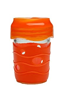 EIO Glass Kids Cup (8oz) (Orange)