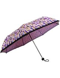 Sun Brand Sleek 9 - 3 Fold (Light Weight) UV Protective Umbrella