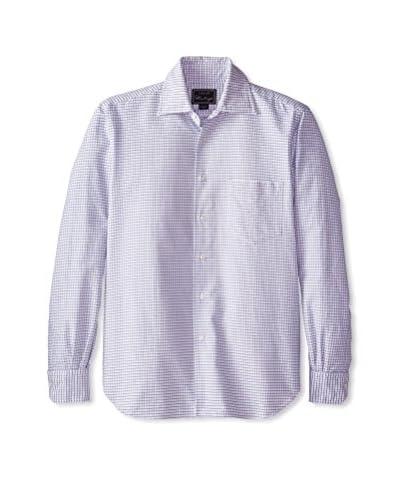 Orian Men's Check Sport Shirt
