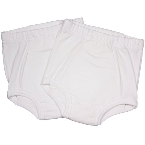 OsoCozy Training Pants, White, 2T - 1