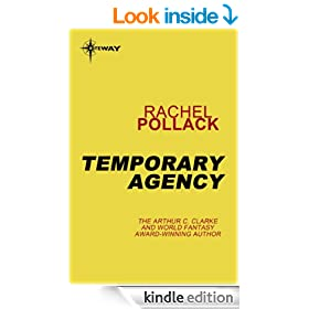 Temporary Agency (Unquenchable Fire Book 2)
