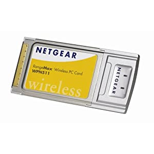 Netgear Rangemax Wireless Pc Card Wpn511 Driver Download
