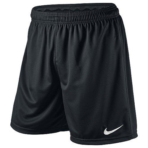 Nike Pantaloni corti sportivi Park Knit per calcio, Uomo, Nero, M