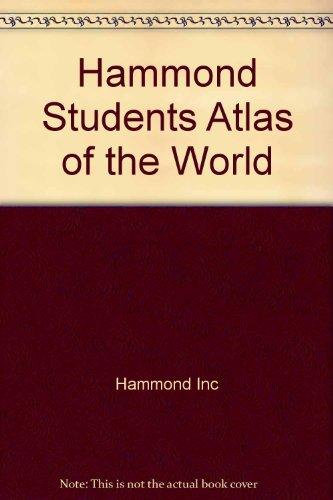 Hammond Students Atlas of the World