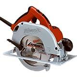 Milwaukee 6390-21 7-1/4-Inch 15-Amp Tilt-Lok Circular Saw (Color: Red, Stainless, Tamaño: 5/8