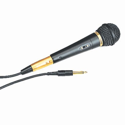 hama dynamic microphone dm 65 with plug and xlr socket. Black Bedroom Furniture Sets. Home Design Ideas