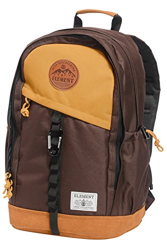 Element Cypress Highland Backpack Honey Gold/Brown Bear One Size