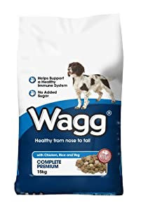 Wagg Complete Premium Dry Mix 15 kg