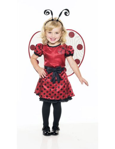 Baby-Toddler-Costume Ladybug Toddler Costume 3T-4T Halloween Costume