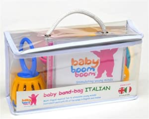Babyboomboom Baby Band-bag Italian from Babyboomboom