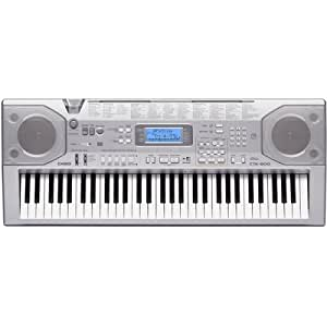 casio ctk800 61 full size key midi keyboard musical instruments. Black Bedroom Furniture Sets. Home Design Ideas