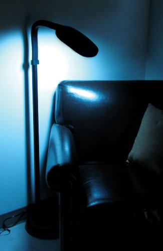 Zön Licht Sunlight Floor Lamp (Ivory)