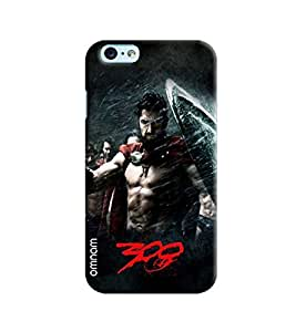 Omnam Spartans Chanting Ahu Of Movie 300 Printed Designer Back Cover Case For Apple iPhone 6 / 6S