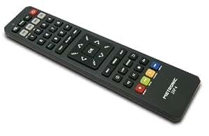 Metronic TCDE ZAP4 TV/TNT/DVD/AUX 495392 Télécommande Universelle Noir
