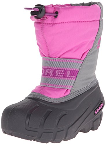 Sorel Youth Cub V B Raz Cold Weather Boot (Toddler/Little Kid/Big Kid), Very Berry, 6 M US Big Kid