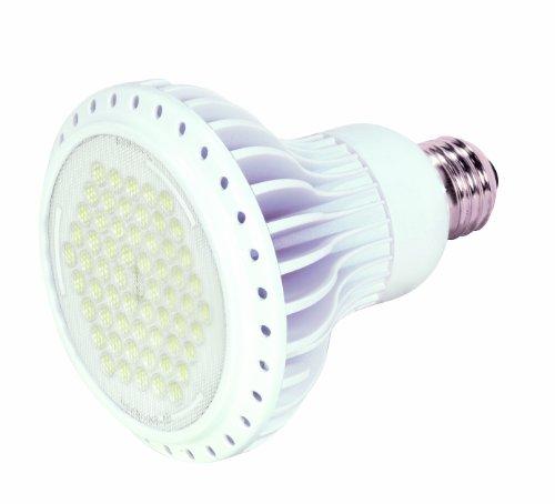 Kolourone S8833 7-Watt 40 Degree 2700K 120V, Lumens 345 Led Par30/Ln Lamp, White
