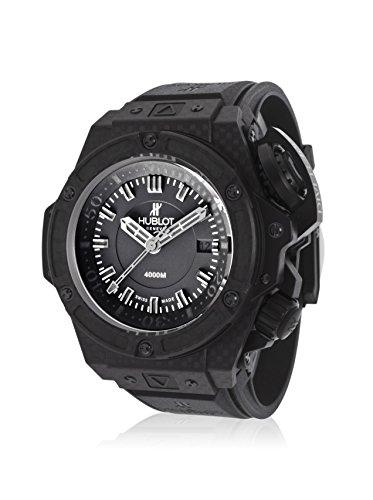 Hublot Men's Black Carbon Fiber Watch