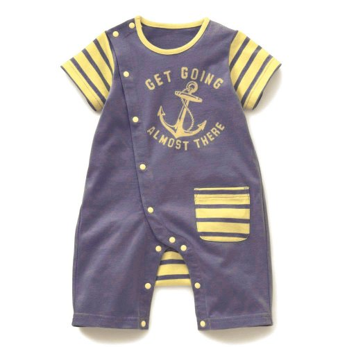 Little Hand Baby Boys' Romper One Pieces Suits Outfits Coverall Set front-1019854