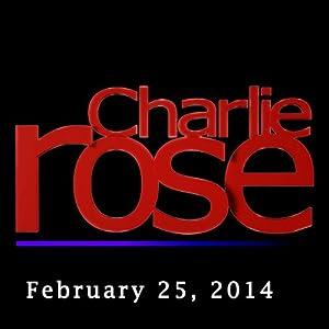 Charlie Rose: David Kirkpatrick and Russell Wilson, February 25, 2014 Radio/TV Program