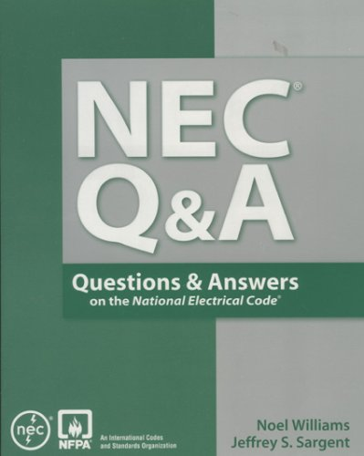 NEC(r) Q&A: Questions and Answers on the National Electrical Code(r) - Jones & Bartlett Learning - 0763744735 - ISBN:0763744735