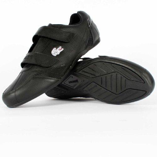 ce48b78e1561c0 LACOSTE Matsudo Leather Velcro Casual Mens Sneakers Shoes