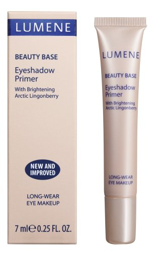 Lumene Beauty Base Eyeshadow Primer - New and Improved - Long-wear Eye Makeup